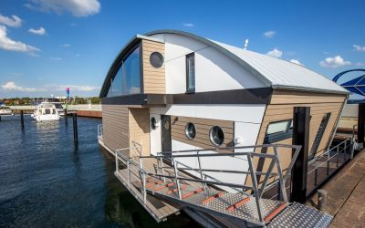 Floating Homes - ein Kysthaus